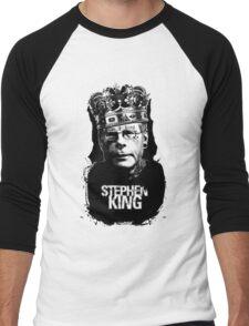 """Stephen King - """"The King"""" Men's Baseball ¾ T-Shirt"""