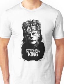 "Stephen King - ""The King"" Unisex T-Shirt"