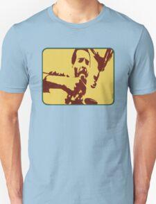 Richie Havens at Woodstock Unisex T-Shirt