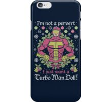 I'm Not A Pervert iPhone Case/Skin
