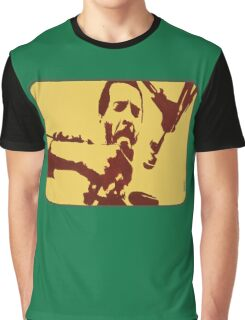 Richie Havens at Woodstock (drawing) Graphic T-Shirt