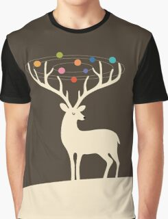 My Deer Universe Graphic T-Shirt