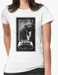 Dracula 1931 Womens Fitted T-Shirt