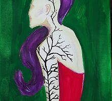 Tree Girl I by Dancing In The Graveyard