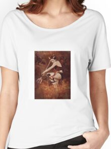 Dancing with Dragons Women's Relaxed Fit T-Shirt