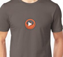 Bounceee-The Social Music Network (Icon) Unisex T-Shirt