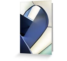 Abstract Architecture in Berlin Greeting Card