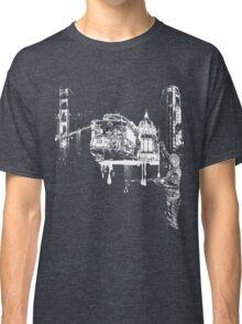 The painter  Classic T-Shirt