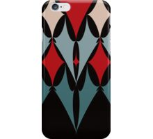 Batwings - Bela colourway iPhone Case/Skin
