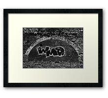WMD Framed Print