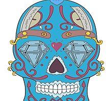 skull-faced Canadian  by martone1709