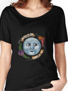 What No // Emoji Tattoo Series Women's Relaxed Fit T-Shirt