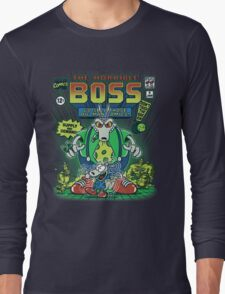 The Horrible Boss Long Sleeve T-Shirt