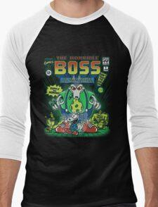 The Horrible Boss Men's Baseball ¾ T-Shirt