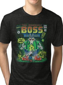 The Horrible Boss Tri-blend T-Shirt