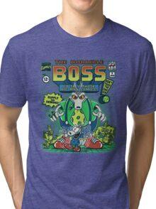 The Horrible Boss Tri-blend T-Shirt