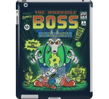 The Horrible Boss iPad Case/Skin