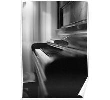 Piano Tone Poster