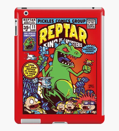 Pickles Comics iPad Case/Skin