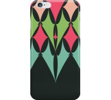 Batwings - Sarah colourway iPhone Case/Skin