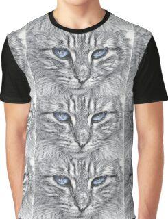 Blue eyes Graphic T-Shirt