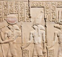 Hieroglyphs  by PhotoBilbo