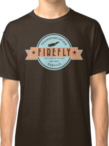 Firefly Transportation Classic T-Shirt