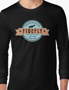 Firefly Transportation Long Sleeve T-Shirt