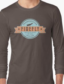 Firefly Transportation Long Sleeve T-Shirt