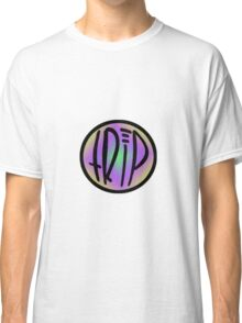 logo with colour Classic T-Shirt