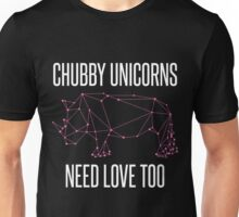 Chubby Unicorns - 928apparel.com Unisex T-Shirt