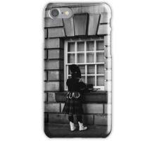 Scottish Musician iPhone Case/Skin