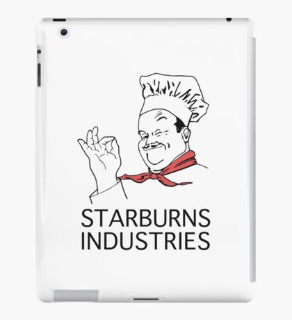 Starburns Industries iPad Case/Skin