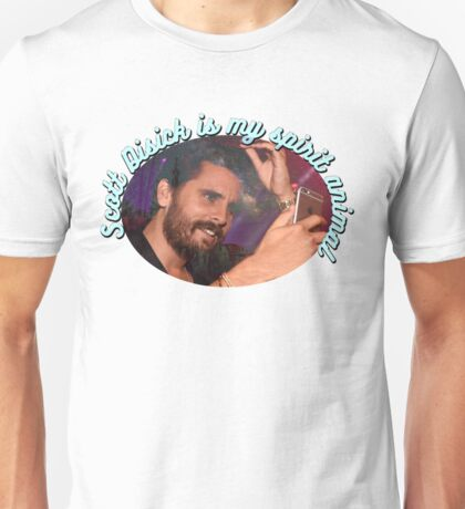 Scott Disick is my spirit animal Unisex T-Shirt