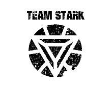 Team Stark  Photographic Print