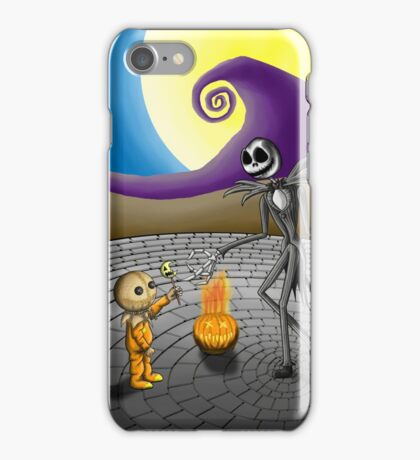 Sam and Jack iPhone Case/Skin