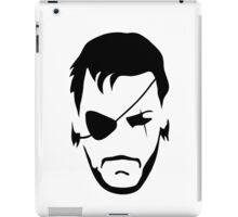 Big Boss MGS 5 iPad Case/Skin
