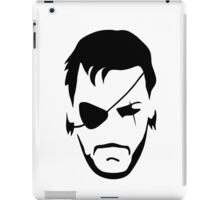 Big Boss MGS 5 iPad Case/Skin