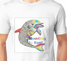 Reading is FUN! Unisex T-Shirt