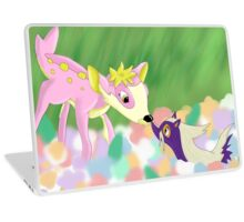 Bambi Pokemon Crossover Laptop Skin