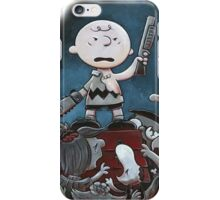 Captain Charlie Brown iPhone Case/Skin