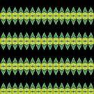Black Diamond Pattern by Sarah Curtiss