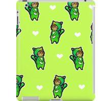 cat pidge: voltron gird iPad Case/Skin