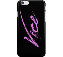 Vice - 80s iPhone Case/Skin