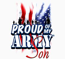 Proud of my Army Son Unisex T-Shirt