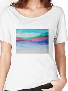 Cairngorn Landscape Women's Relaxed Fit T-Shirt