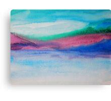 Cairngorn Landscape Canvas Print