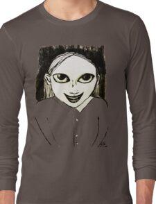 Evil Genius Child Long Sleeve T-Shirt
