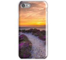 Sunset Path iPhone Case/Skin
