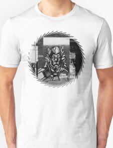 steer art in black and white set 4 T-Shirt